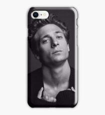 Lip Gallagher B&W iPhone Case/Skin