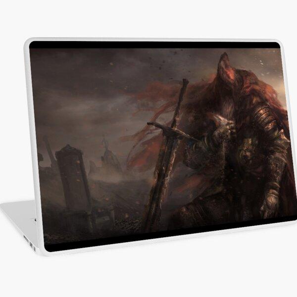Slave Knight Gael Laptop Skin