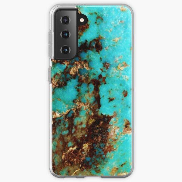Turquoise I Samsung Galaxy Soft Case