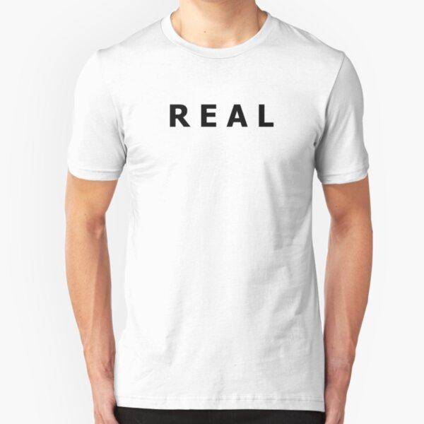 Real - Therapy Session NF Slim Fit T-Shirt