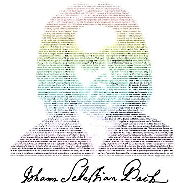 J S Bach in Text by waldomalan