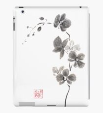 Butterfly orchid iPad Case/Skin