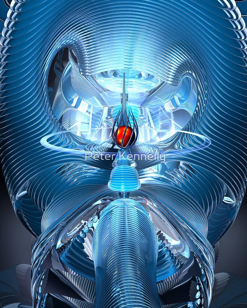 Alien Heart by Peter Kennelly
