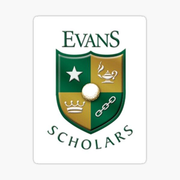 Evans Scholars Sticker Sticker