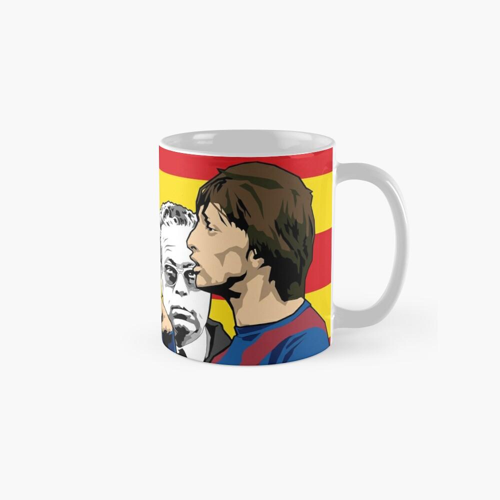 Cruyff - Catalonia Pride Standard Mug