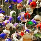Christmas Tree Ornaments by Christine Till  @    CT-Graphics