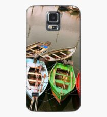 Colours in the Harbour Case/Skin for Samsung Galaxy
