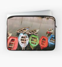 Colours in the Harbour Laptop Sleeve