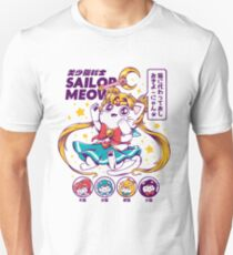 Sailor Meow Unisex T-Shirt