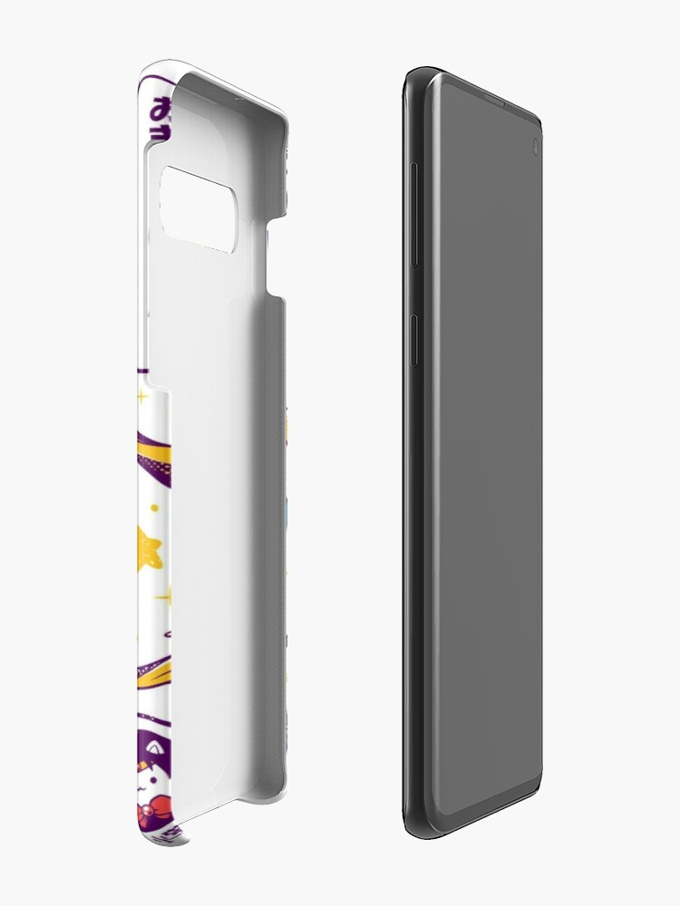 Alternate view of Sailor Meow Cases & Skins for Samsung Galaxy