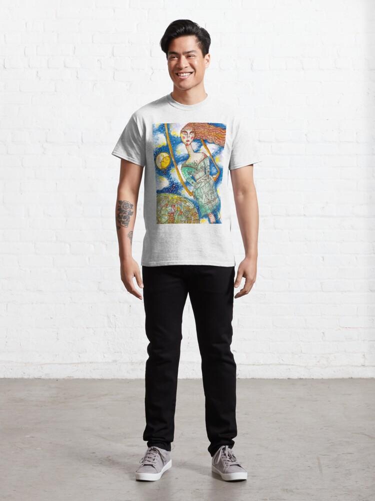 Alternate view of La Fea Classic T-Shirt