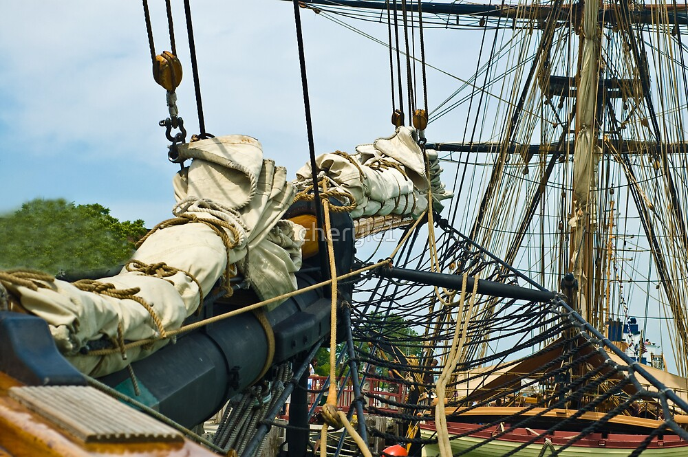 Tall ship by cherylc1