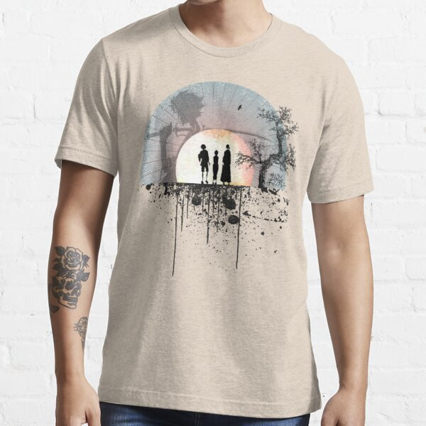 Samurai Splatter Essential T-Shirt