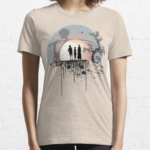 Samurai Splatter T-shirt essentiel
