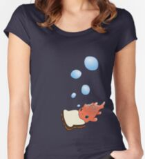 Pudge Women's Fitted Scoop T-Shirt