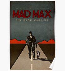 MAD MAX - Das Straßenkrieger-Gewohnheits-Plakat Poster
