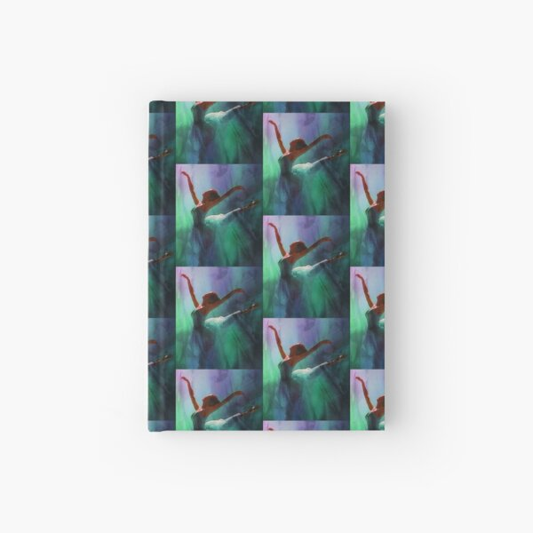 Twilight Dancer Hardcover Journal