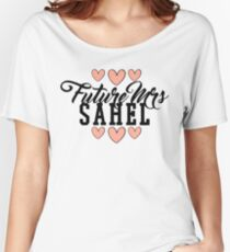 Future Mrs (Sachin) Sahel Women's Relaxed Fit T-Shirt