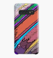 Saturn:  The Ringed Planet Case/Skin for Samsung Galaxy