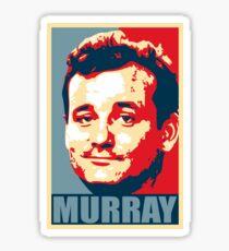 Murray Hope Sticker