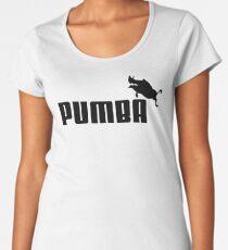 pumba LOGO Women's Premium T-Shirt
