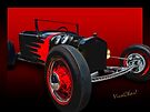T Rat Rod Poster by ChasSinklier