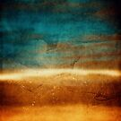 Abstract Landscape No 2: the desert by Sybille Sterk