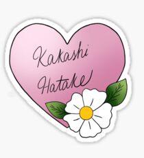 Kakashi Sticker