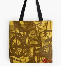 CHOPPER RETRO Tote Bag