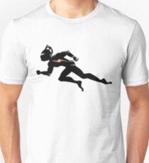 Ultraseven black simbol Unisex T-Shirt