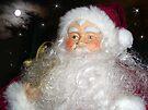 Santa's on His Way by trish725