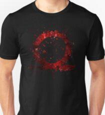 God of War Splatter Unisex T-Shirt