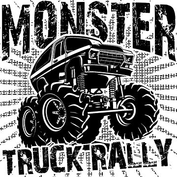 Monster Truck Rally by btphoto