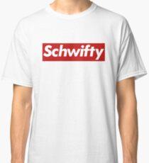 schwifty - rick Classic T-Shirt