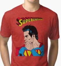 SUPERUNKNOWN Tri-blend T-Shirt