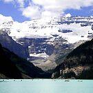 Lake Louise, Banff, Canada by Daniela Weil
