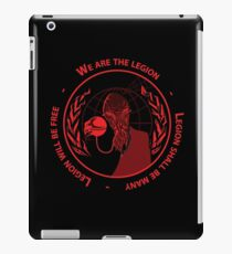 ood-onymous iPad Case/Skin