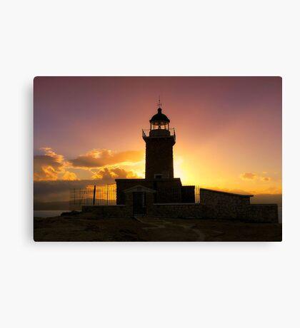 Sunset Splendour Canvas Print