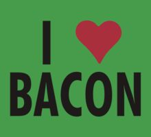 I Heart Bacon!!