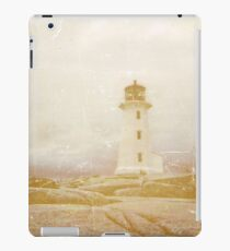 Postcard from Nova Scotia iPad Case/Skin