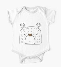 bear head Kids Clothes