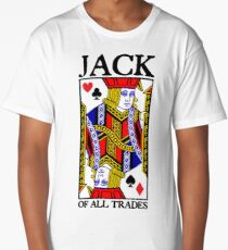 play your cards Long T-Shirt