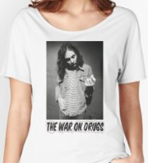the war on drugs Women's Relaxed Fit T-Shirt