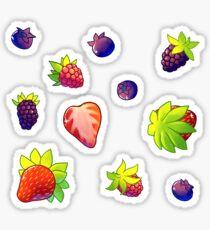 Berry Cluster Sticker