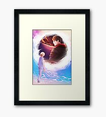 Distant Echoes Chapter 01 Framed Print
