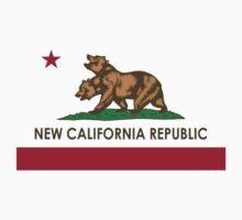 New California Republic T-Shirt | Unisex T-Shirt