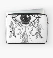 Eye Dreamcatcher Laptop Sleeve