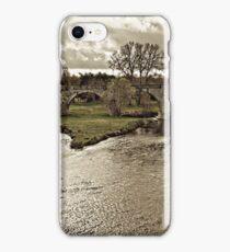 Crossing the Rhone iPhone Case/Skin