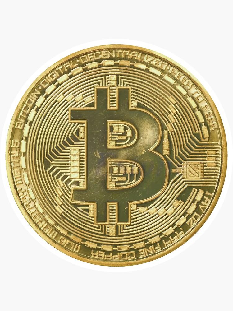 Bitcoin von Obercostyle