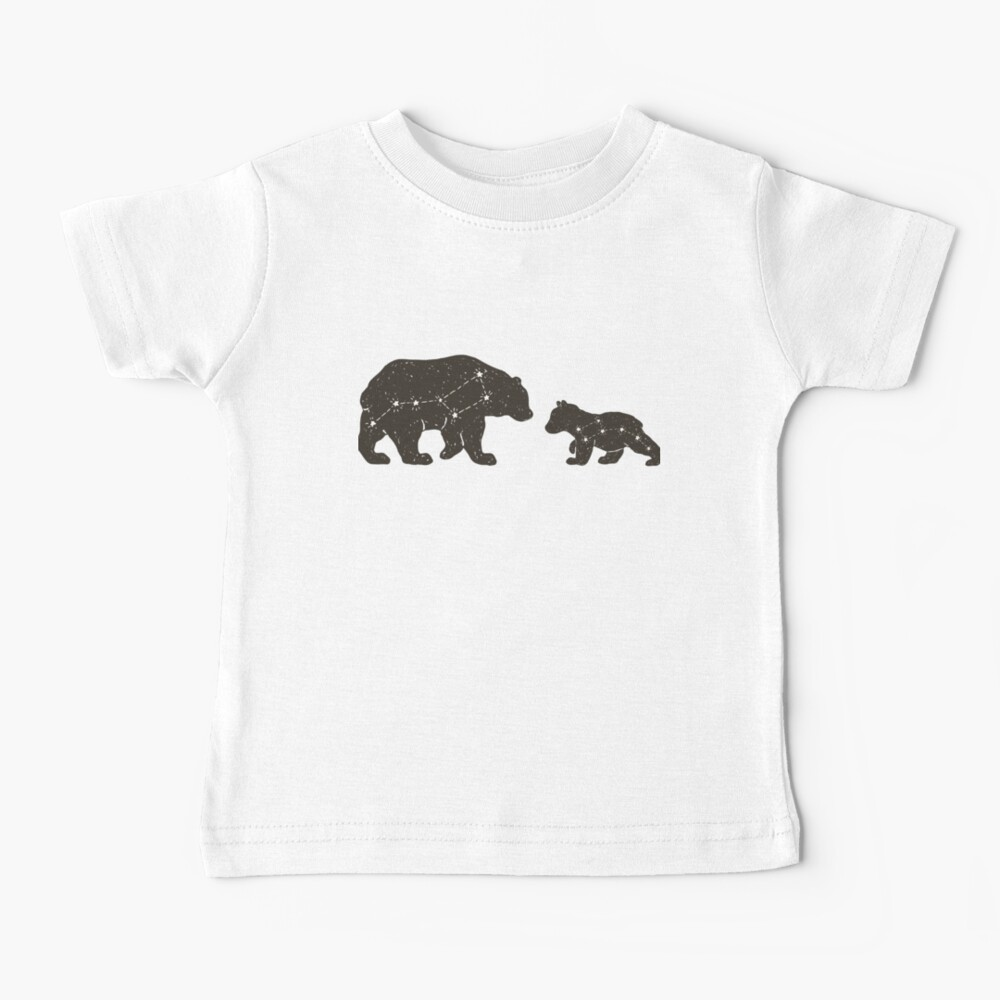 Constellation family Baby T-Shirt